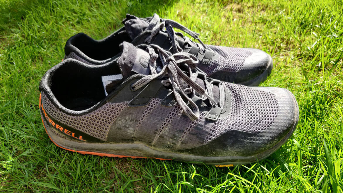 Lightweight Trail Running Shoes, a Minimalist Pair