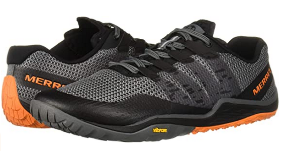 merrell trail glove 5 fitness trail running shoes