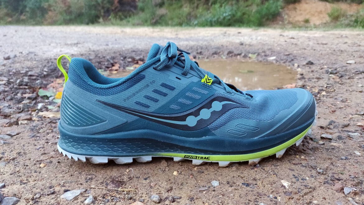 Saucony Peregrine 10 ST First Impressions